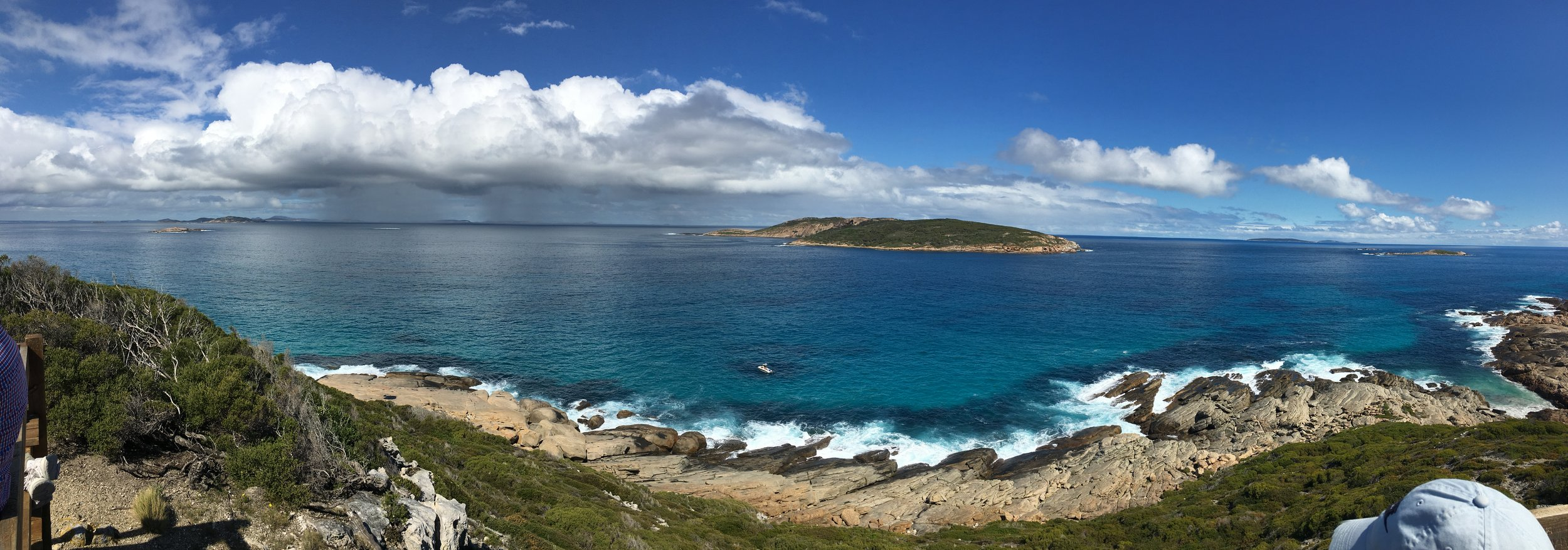 Coastline west of Esperance