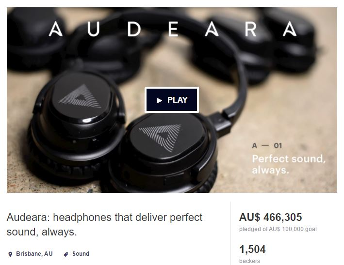 Audeara | Bringing music to those with hearing loss