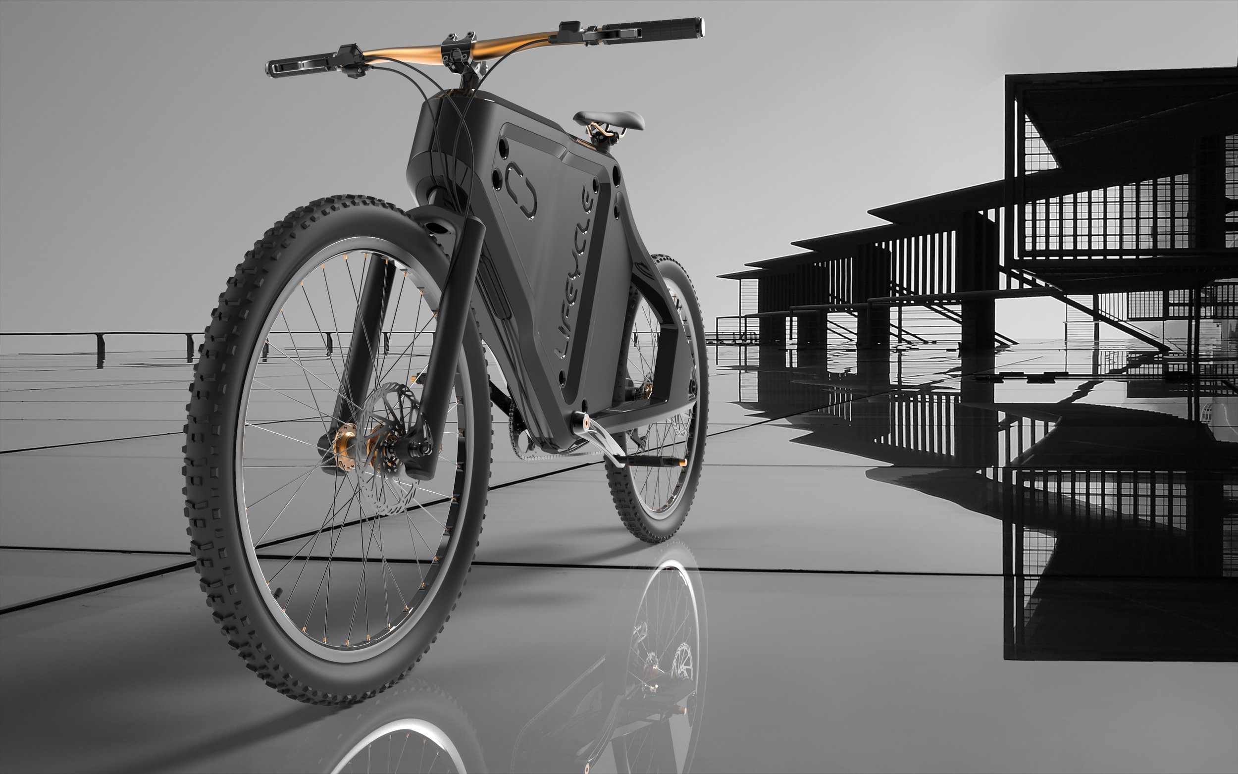 Water bike   ***