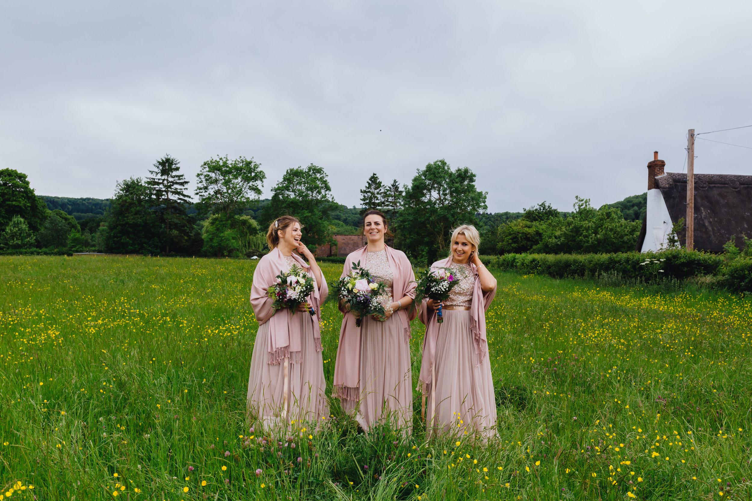 bridesmaids Birmingham photographer wedding country artistic wedding photography28.jpg