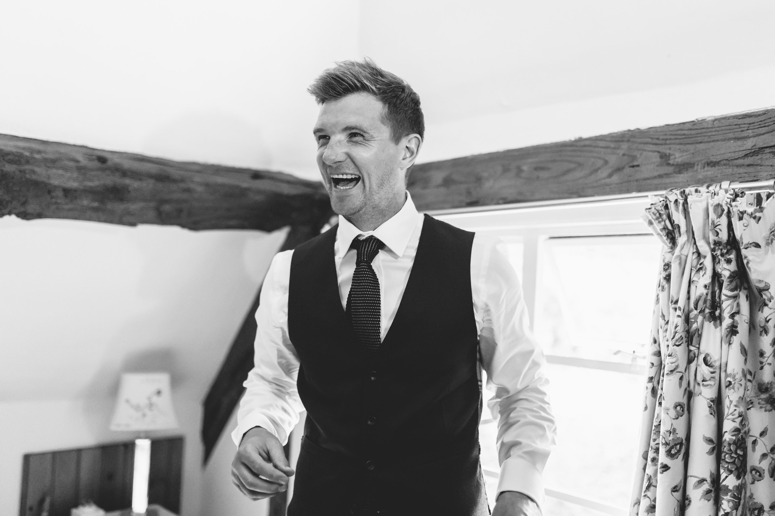 the groom Birmingham photographer wedding country artistic wedding photography92.jpg