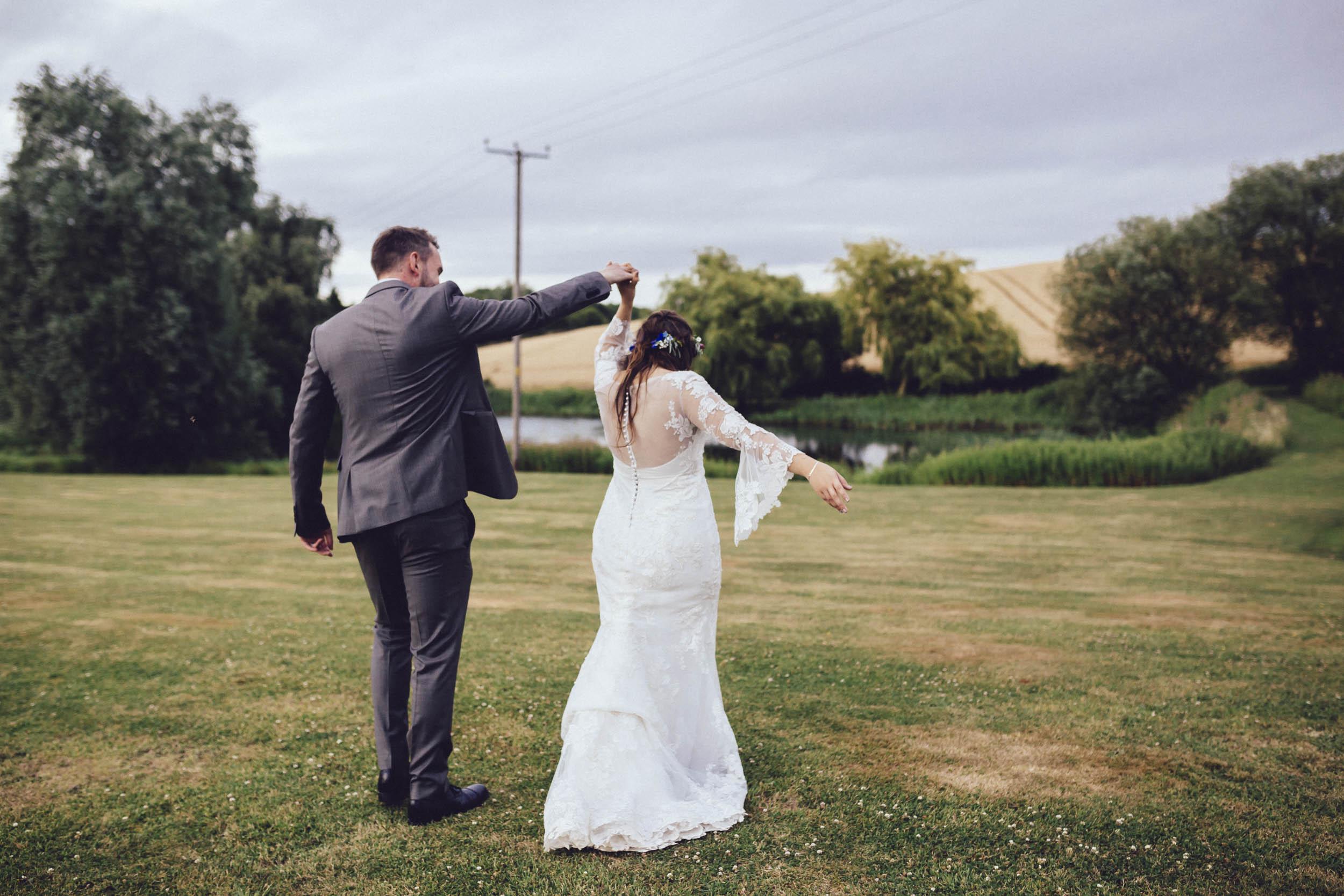 29Curious Rose Wedding Photography- Laura Rhodes- Newton Park Farm- Birmingham Artistic wedding photography-bride and groom.jpg