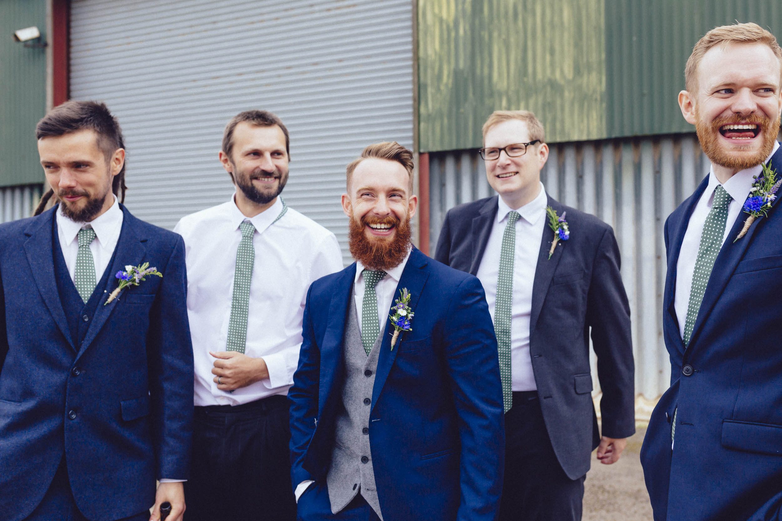 fun newton park farm wedding-creative wedding photography
