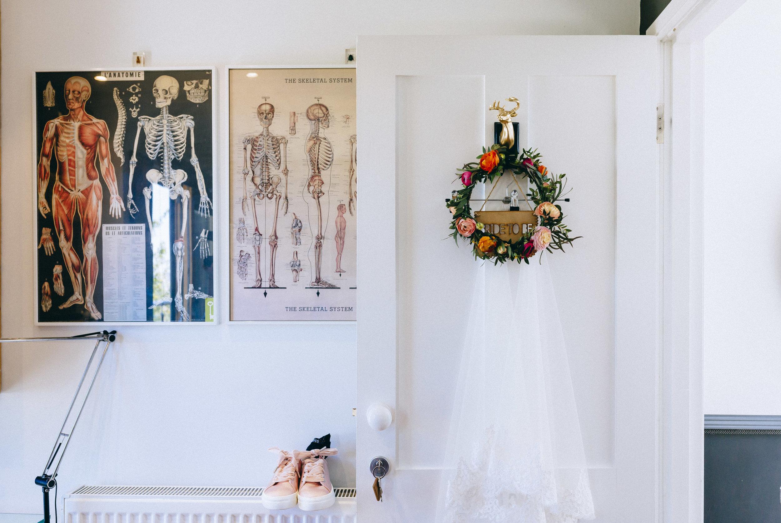 Birmingham relaxed alternative wedding photographer- the secret barn- petal and feast- curious rose photography- laura rhodes- boho bride-0001.JPG