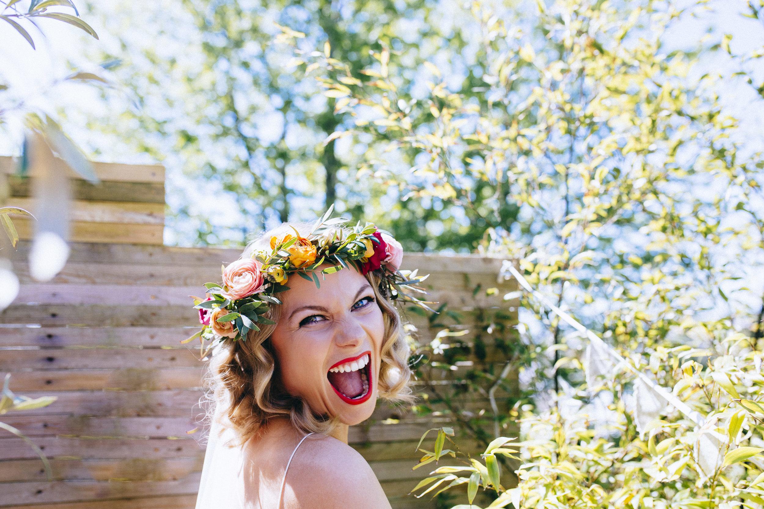 Birmingham relaxed alternative wedding photographer- the secret barn- petal and feast- curious rose photography- laura rhodes- boho bride-0010.JPG