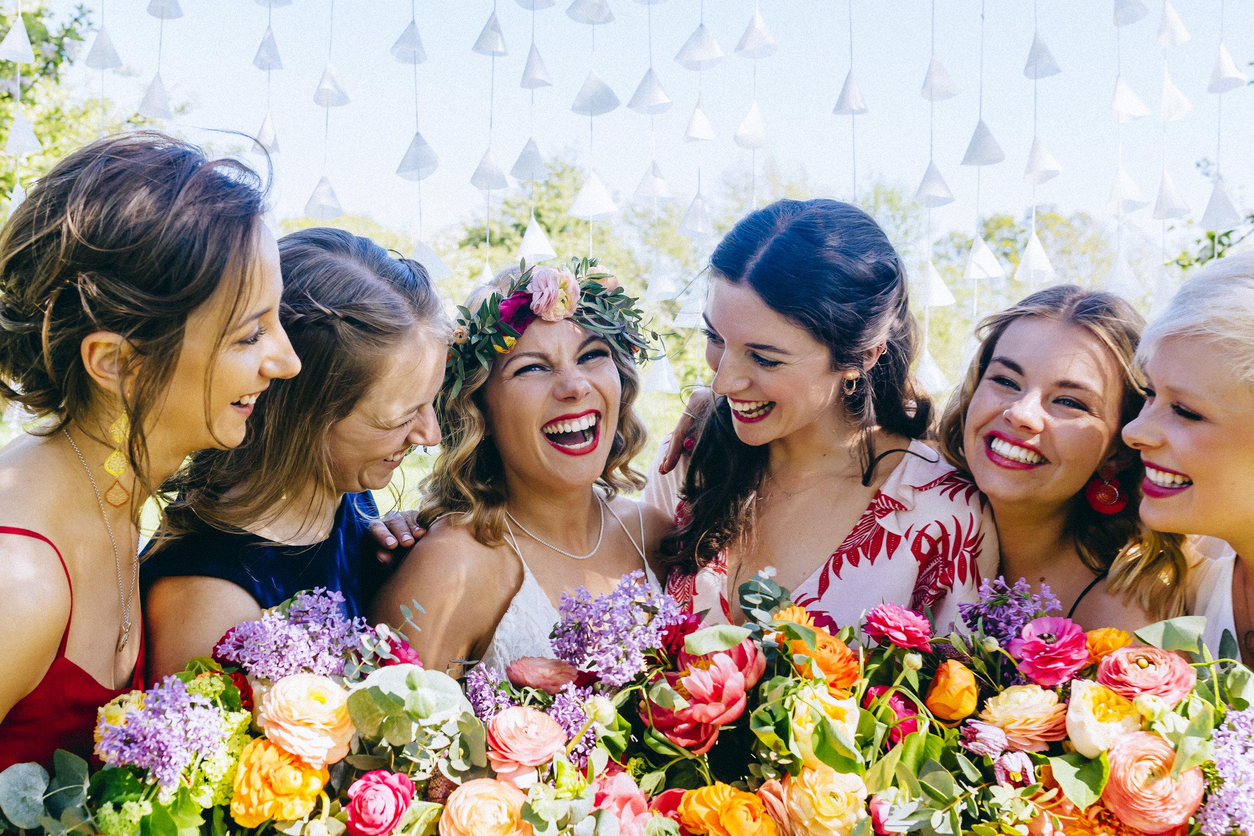 Birmingham relaxed alternative wedding photographer- the secret barn- petal and feast- curious rose photography- laura rhodes- boho bride-0046.JPG