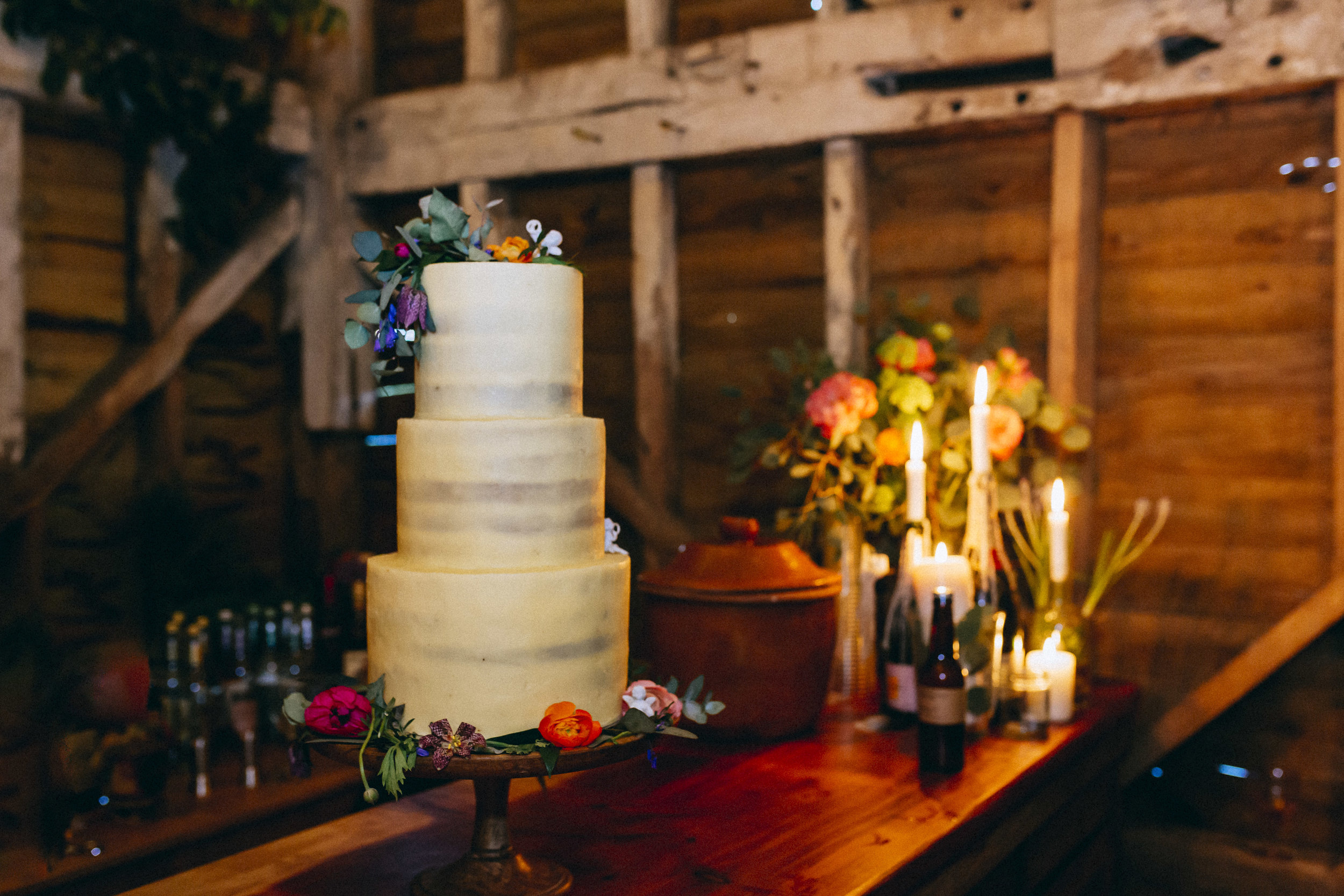 Birmingham relaxed alternative wedding photographer- the secret barn- petal and feast- curious rose photography- laura rhodes- boho bride-0076.JPG
