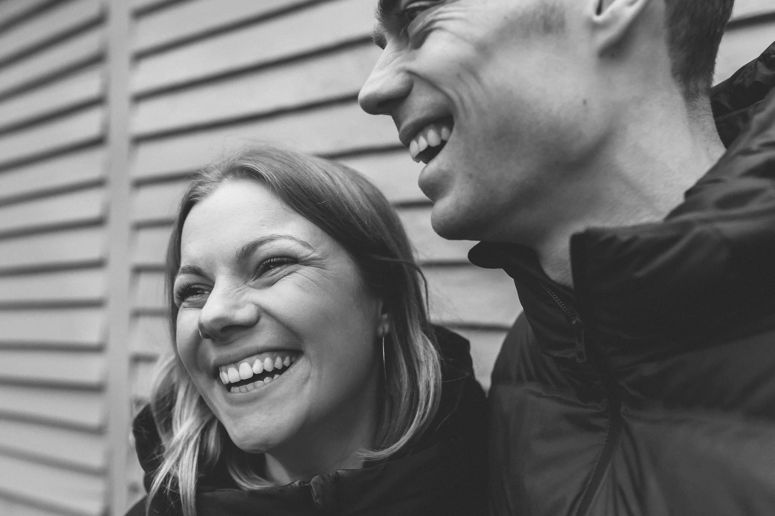 "ROS & CHRIS - ""Laura is wonderful. Not only is she an absolute dream to spend time with, she also takes absolutely gorgeous photographs. We could not be happier that she's going to be sharing our wedding day with us. BRING ON MAY!!"""