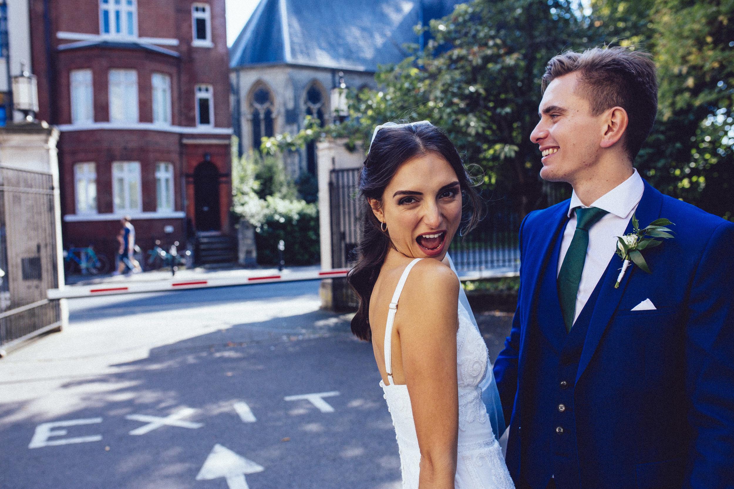 LAURA & KAMIL - EAST LONDON WAREHOUSE WEDDING | CLAPTON COUNTRY CLUB