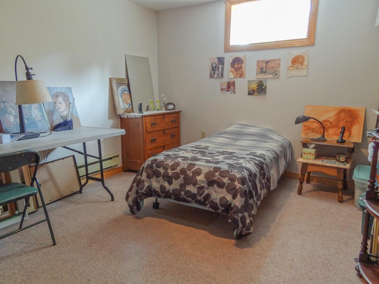 3rd. Bedroom - Basement