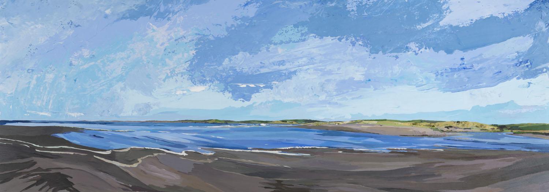 May High Tide, Long Strand 53 x 105cm.jpg