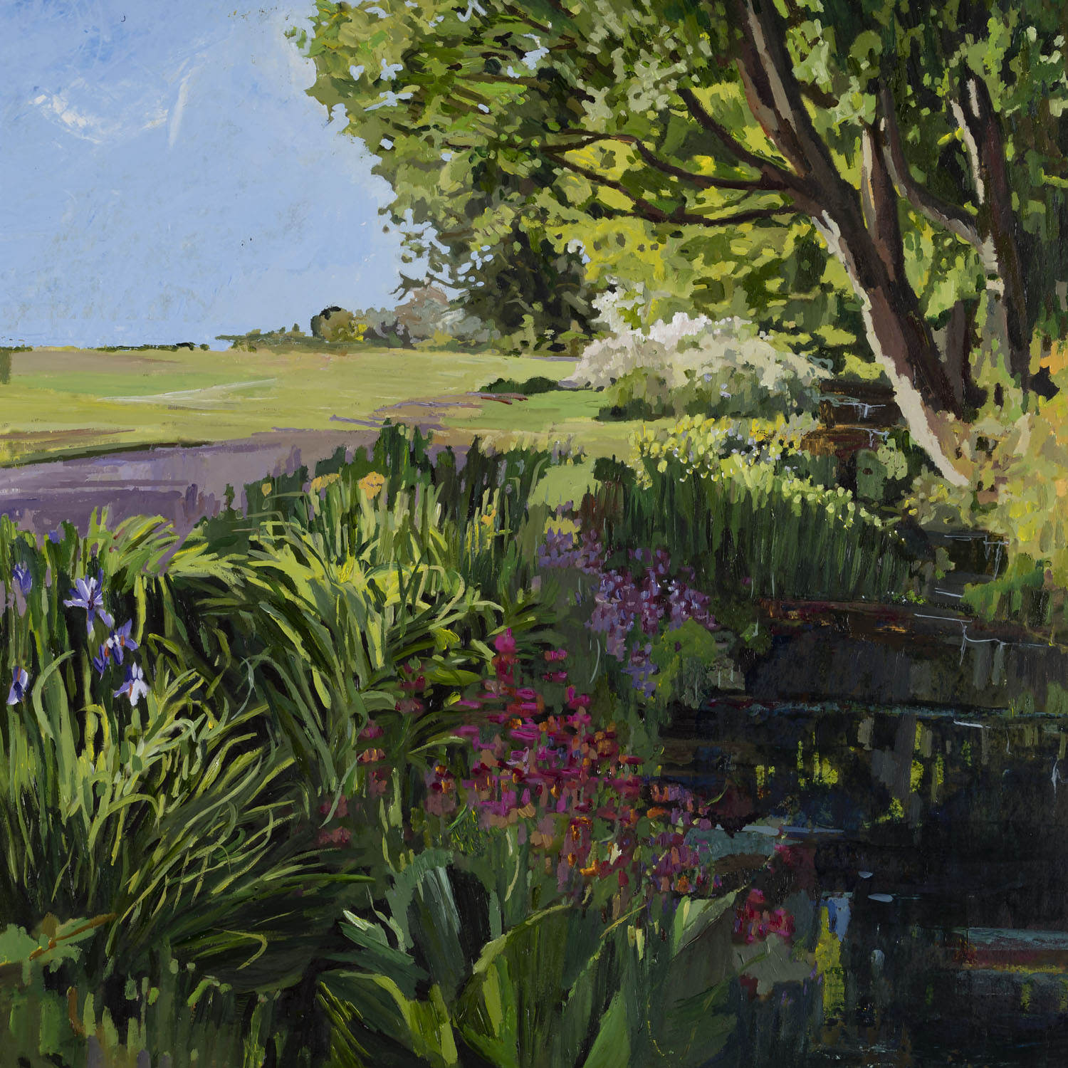 The River Garden 55 x 54cm.jpg