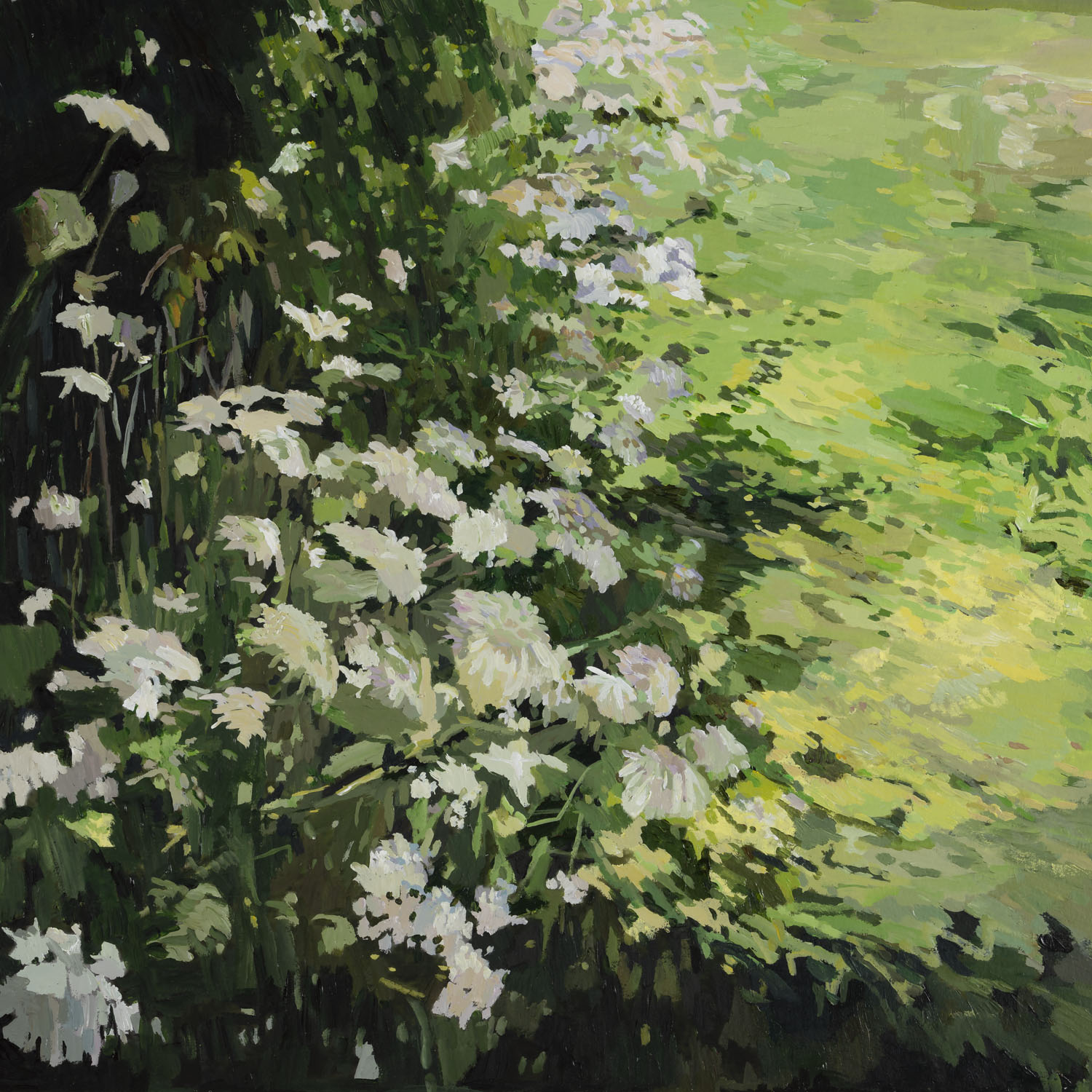 The Margin, Late May 55 x 54cm.jpg