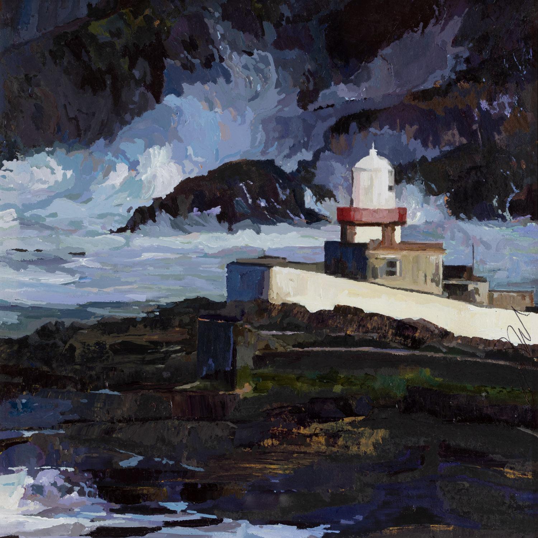 Cromwell Point Lighthouse Valentia, 55x54cm (1).jpg