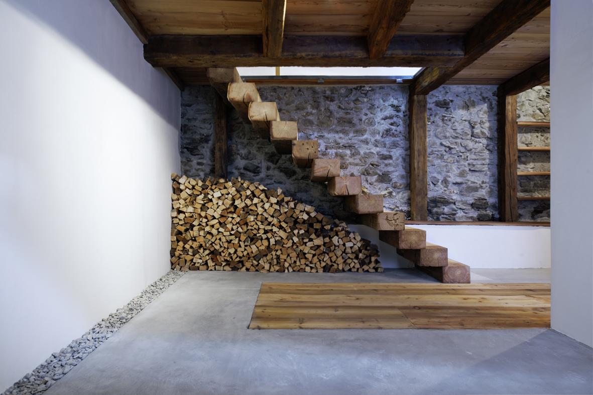 Das ist eine Treppe