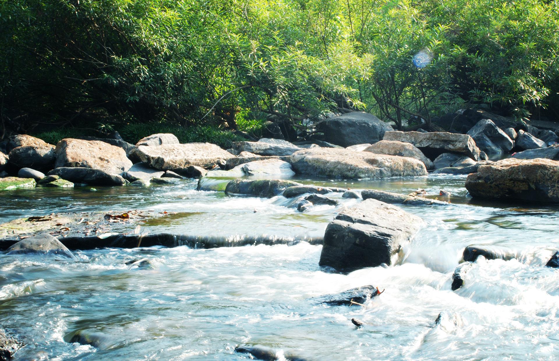 The 'KEK' River
