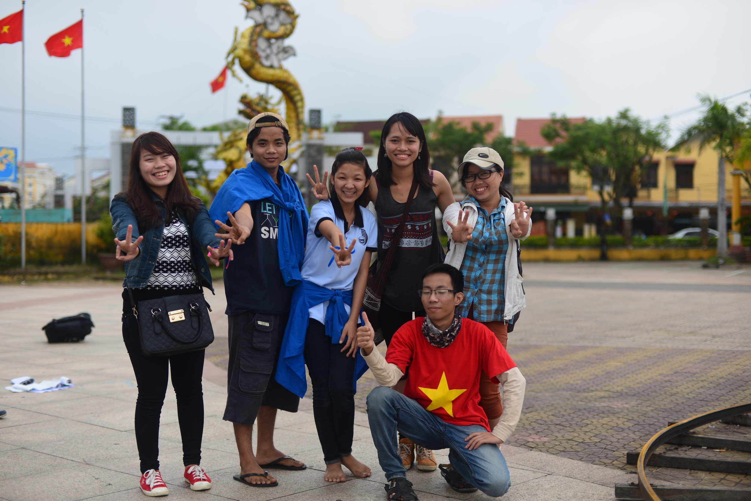 The winning group