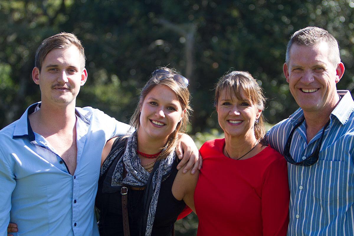 The Dahls family