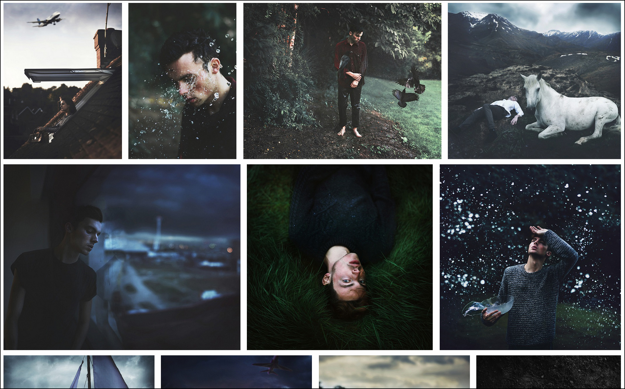 Photos from Oliver Charles' photostream, one of the photographers selected for 20 under 20.