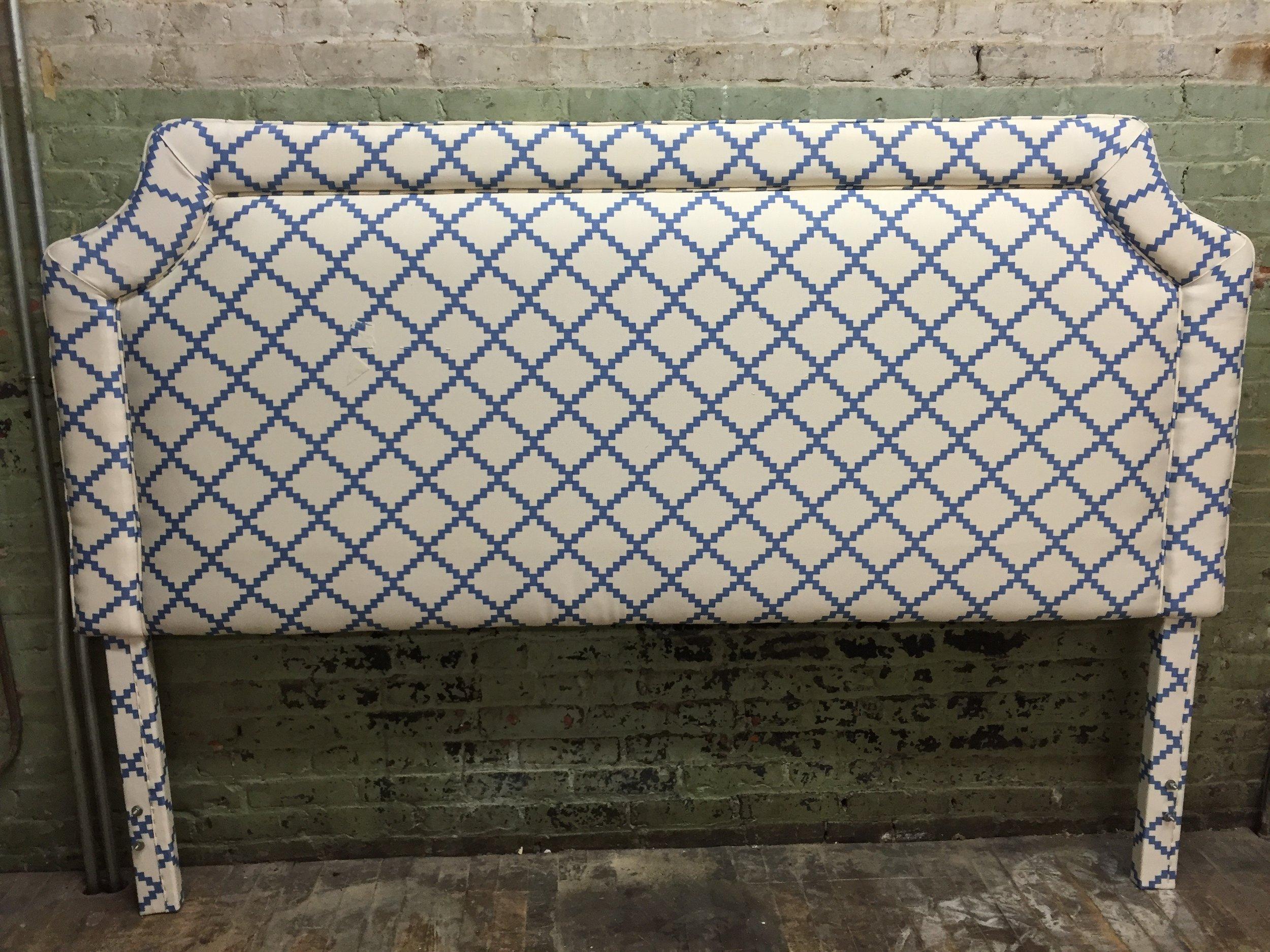 Upholstered King Headboard