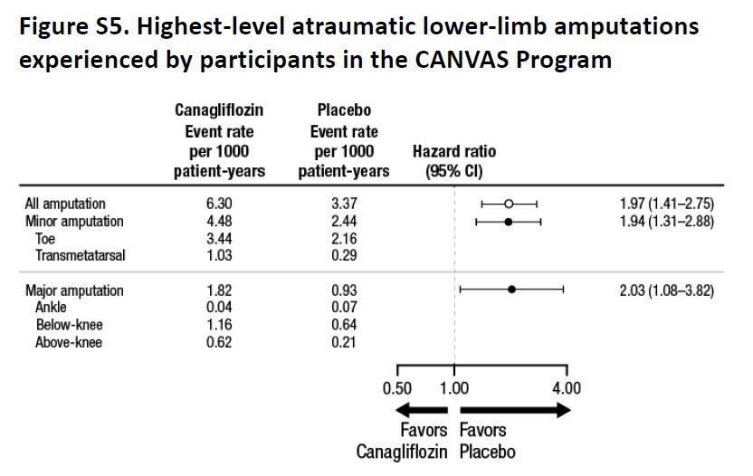 Fig S5 from supp material, CANVAS NEJM 2017