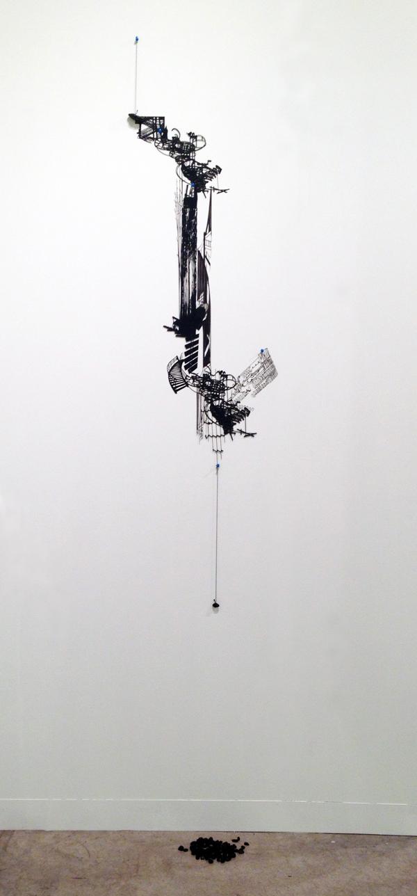 Ripe Fruit Falling, 2012