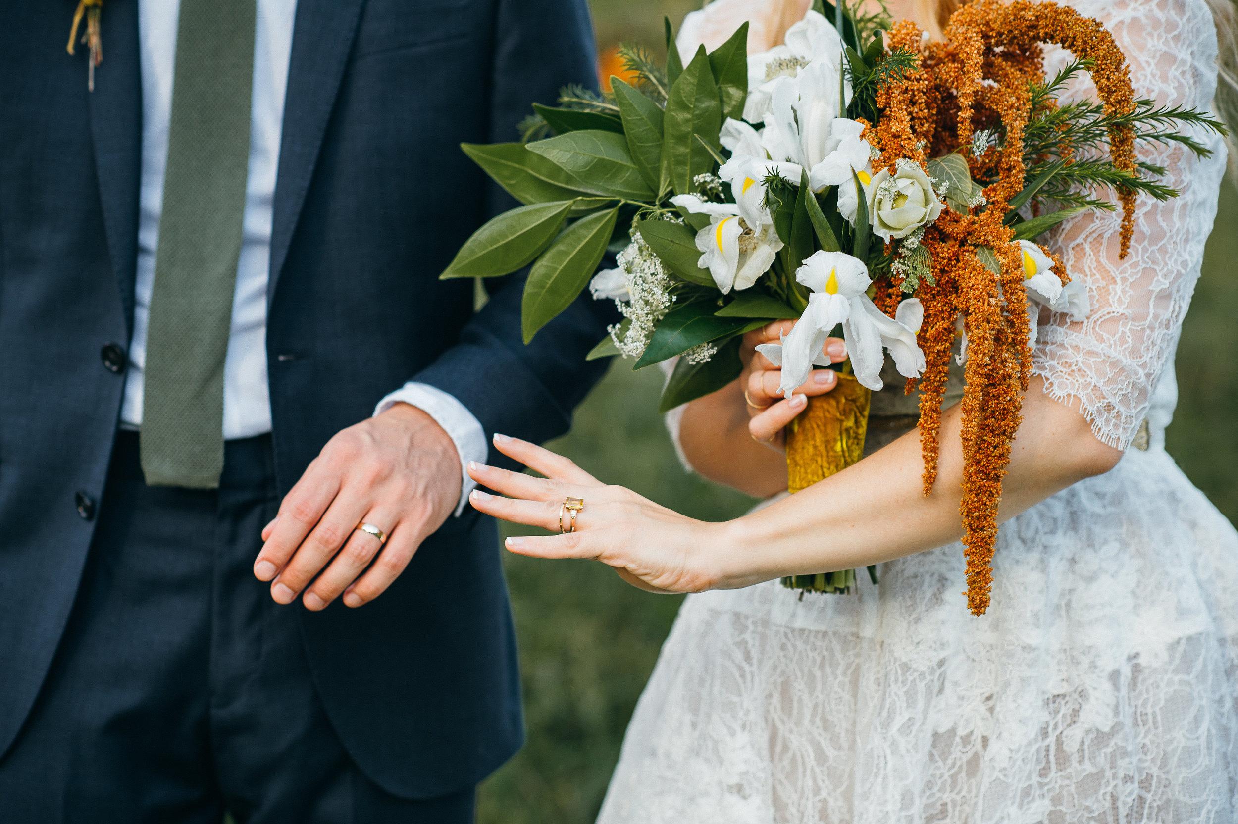 Marigold and Foraged Green Wedding - 64.jpg