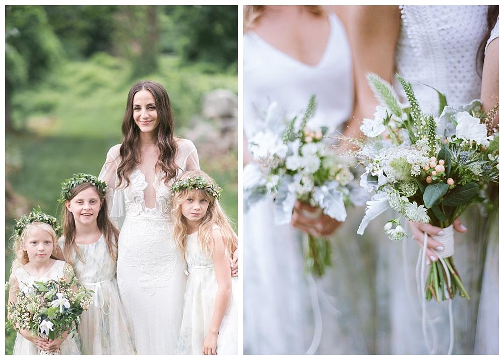 jenny yoo flower girls and bridesmaids dresses boston wedding