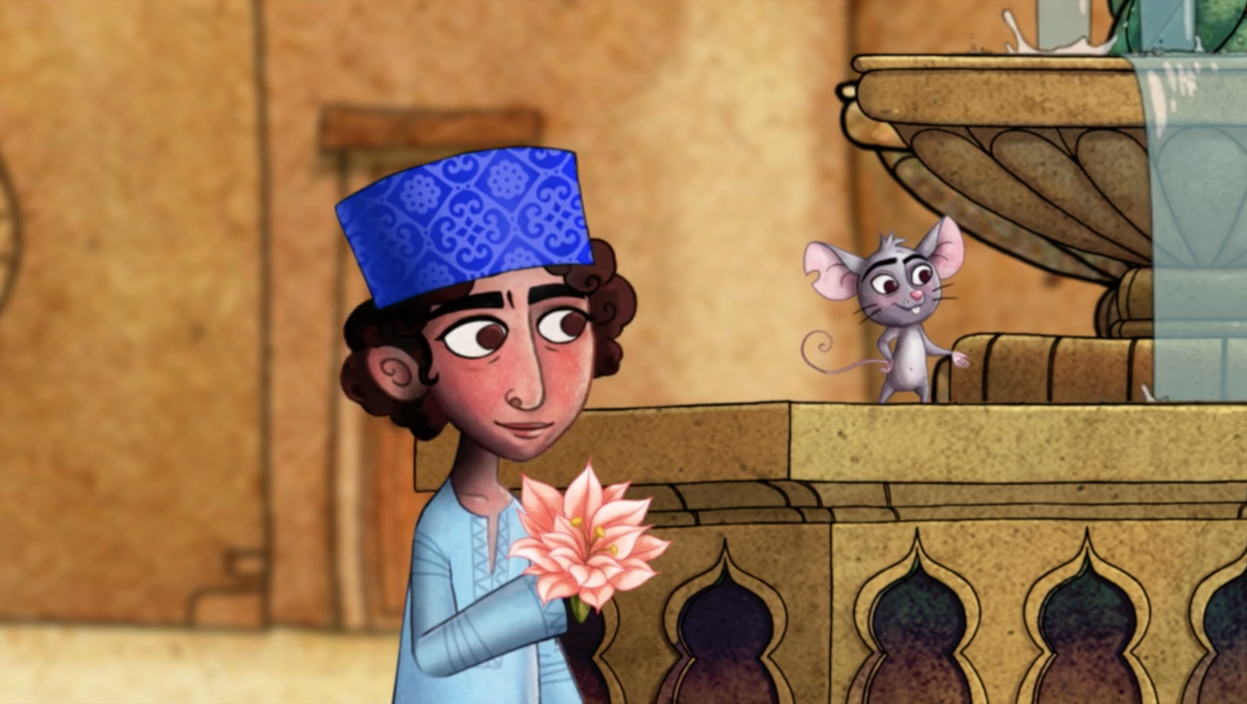 """Aladin"",  Short film , ZDF 2013"