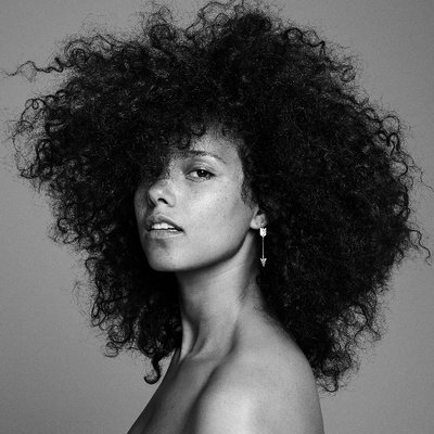 Alicia Keys now.