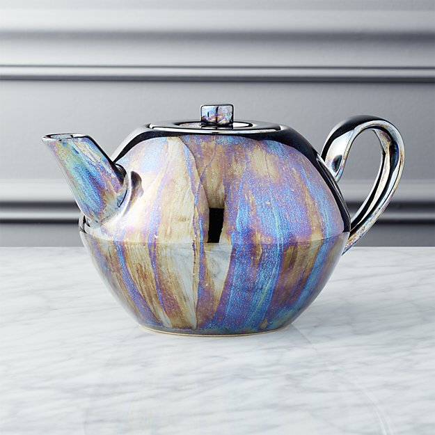 I bet you could find some unicorn tea to drink out of  this rainbow teapot  and then you could win the internet #selfcare Olympics. An olympic gold medal for $10.99? Not bad.