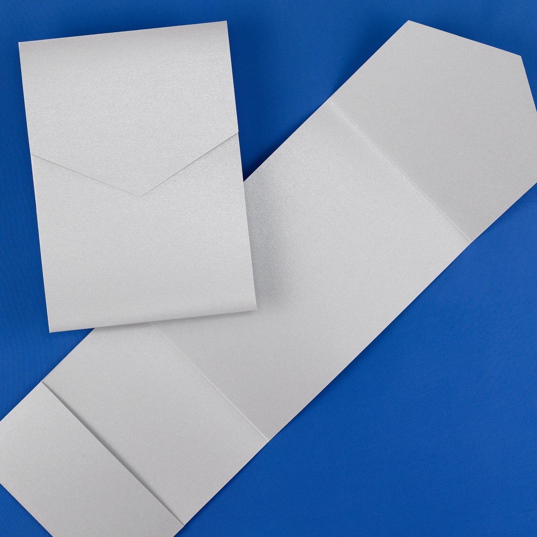 Classic Pocket - Silver Shimmer