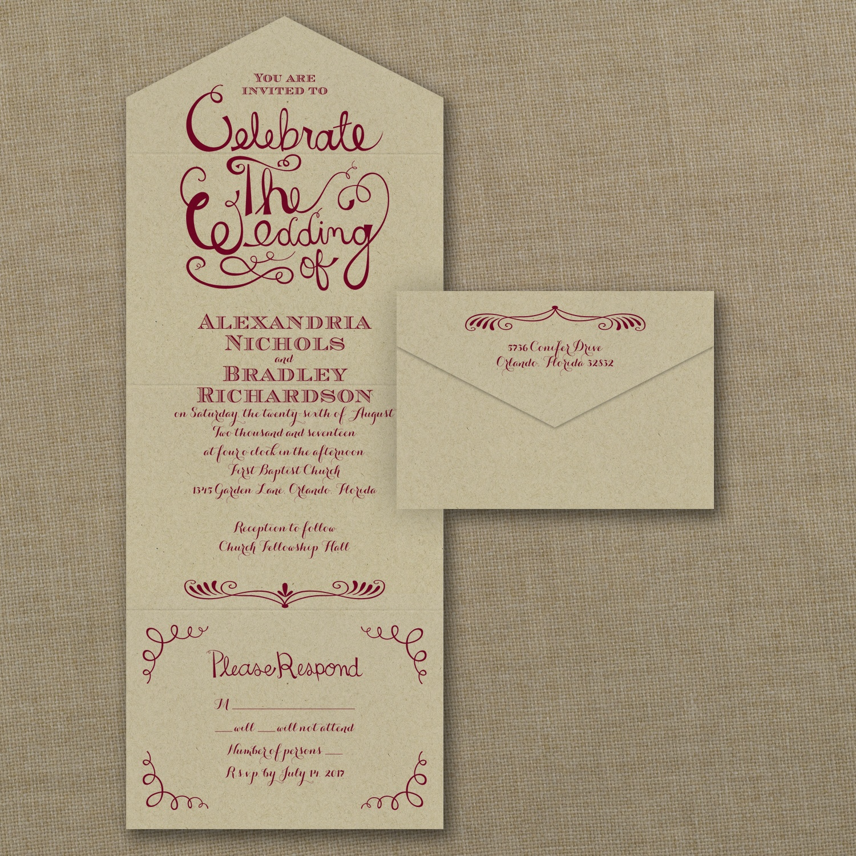 Celebrate the Wedding
