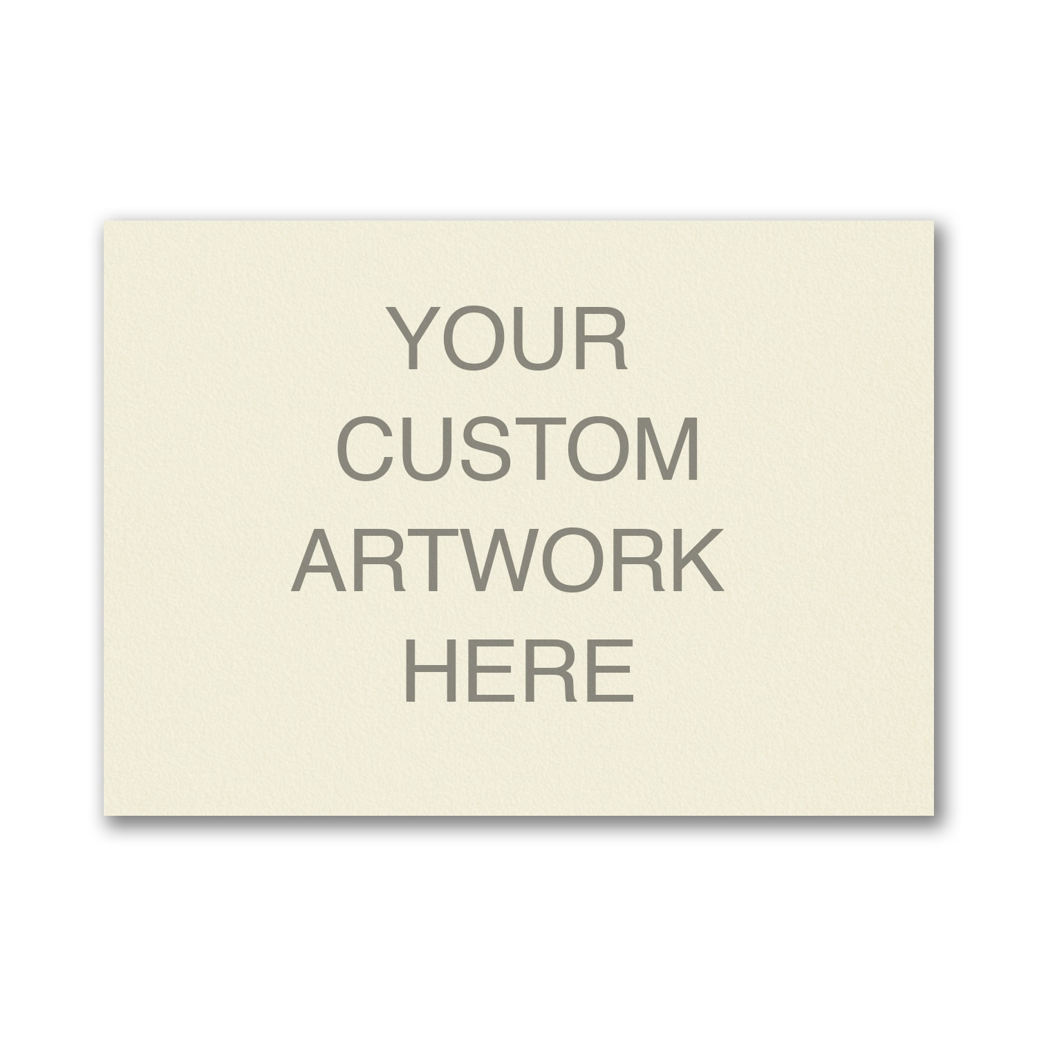 """Card Size:  4 7/8"""" x 3 1/2"""" Folded, No envelopes included can be purchased separately."""