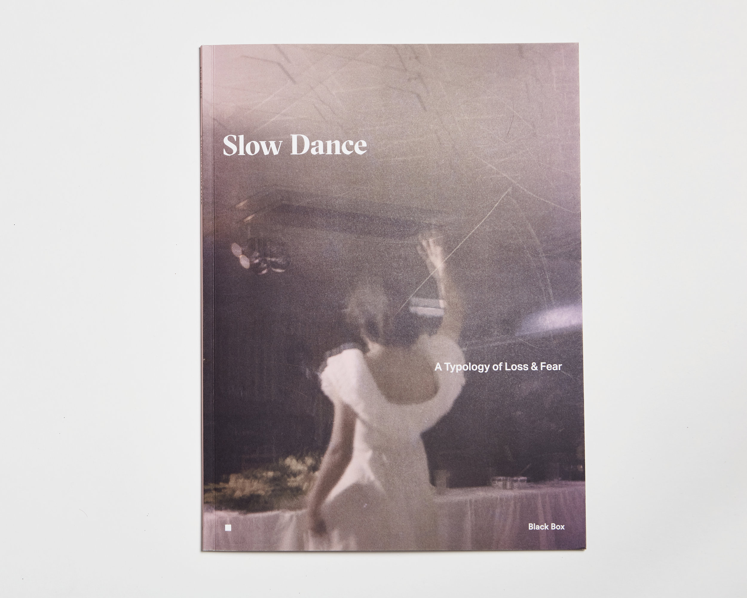 """The book, """"Slow Dance."""""""