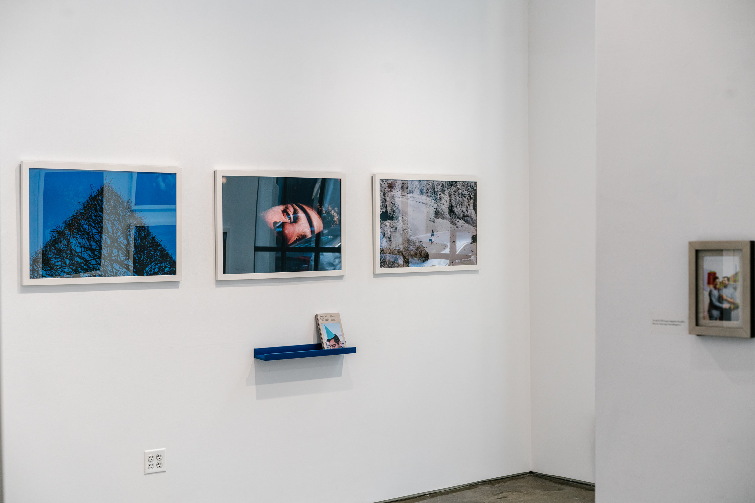 DATE: JANUARY 2019, STRANGERS EXHIBIT