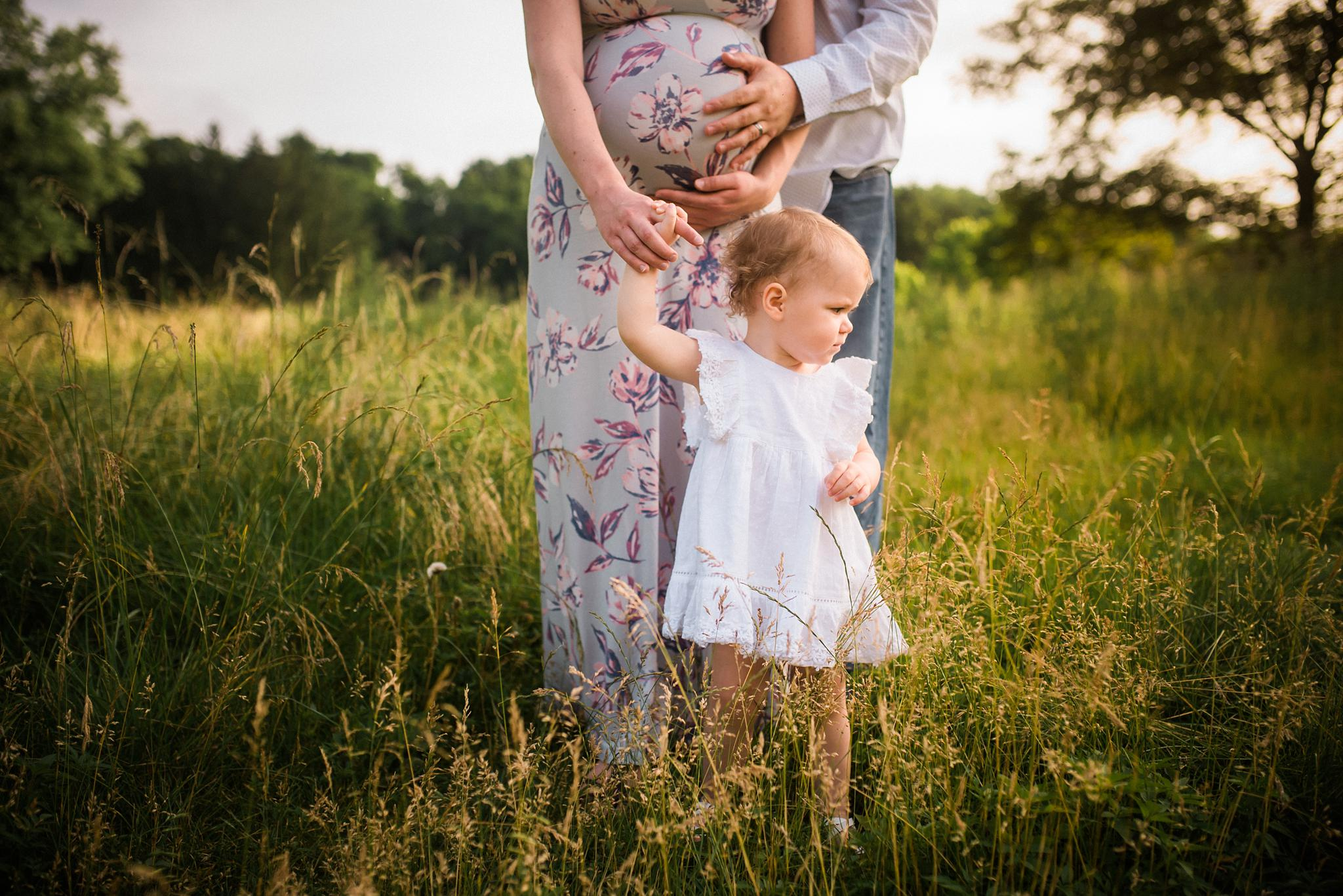 Pittsburgh Maternity Family Photography
