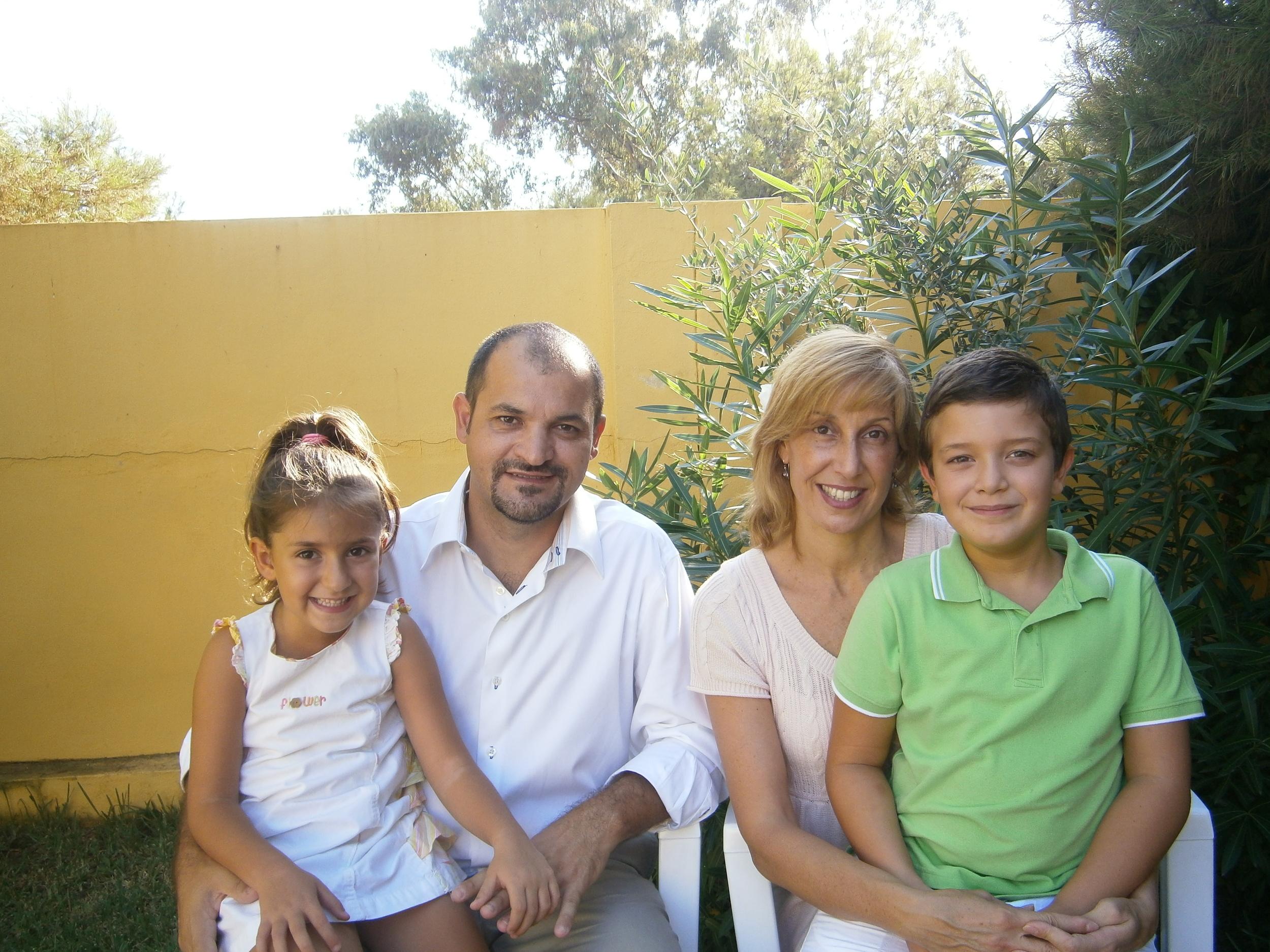 Pablo, Rosa, Yoel, & Lidia