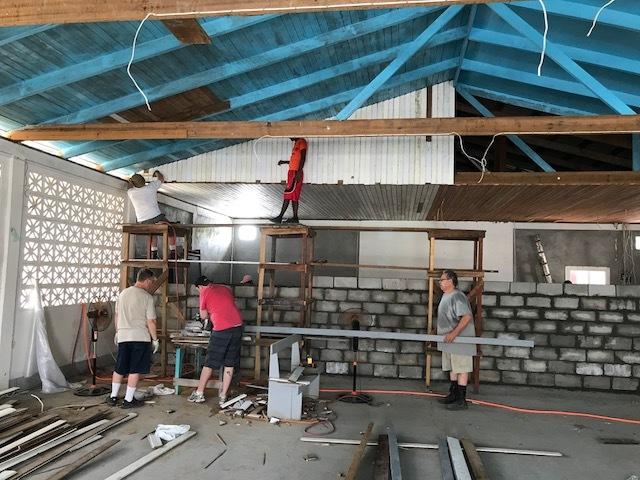 Classroom wall going up.jpg