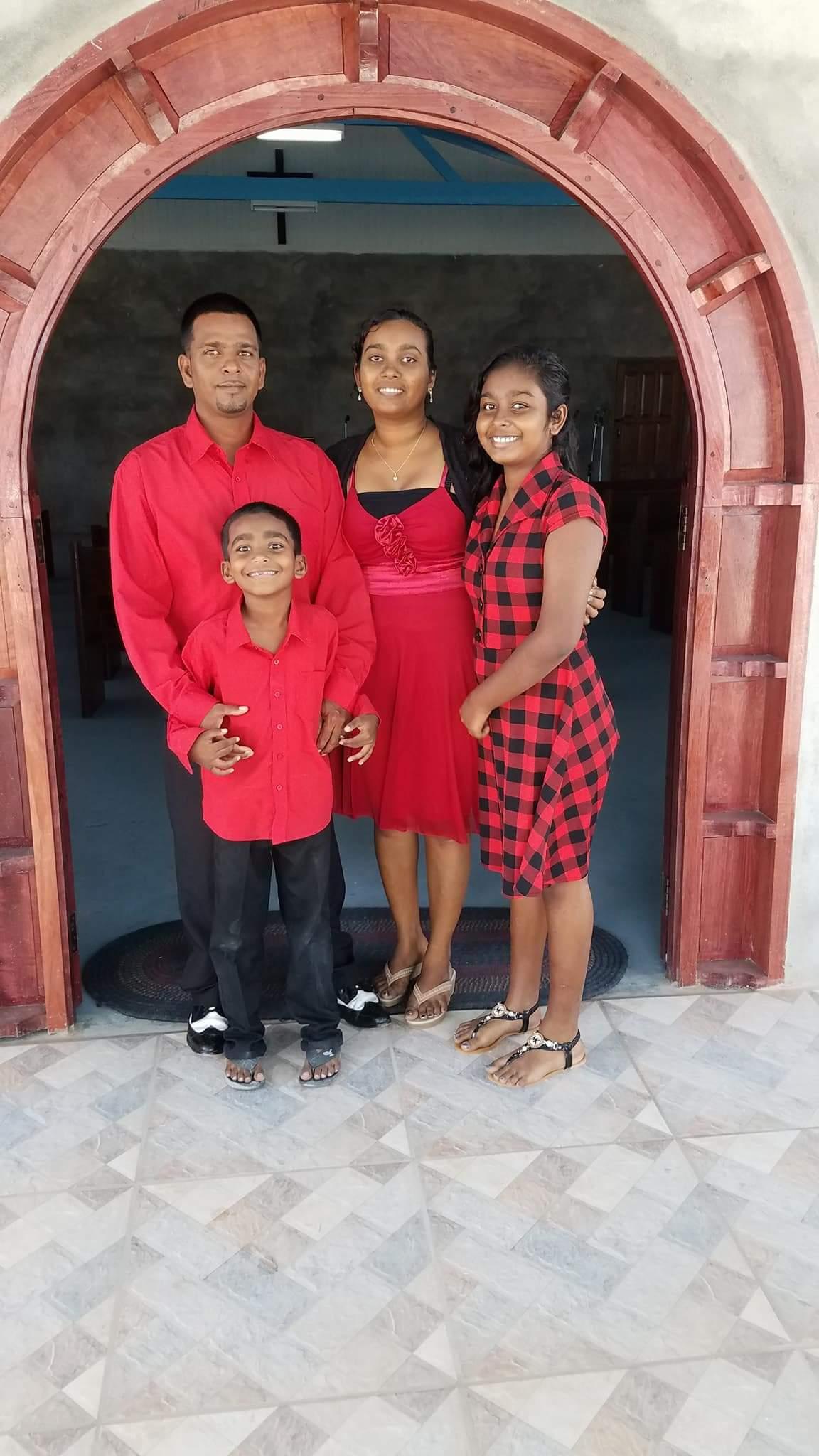 Pastor Steve, Joy, Abigail, Jacob.jpeg