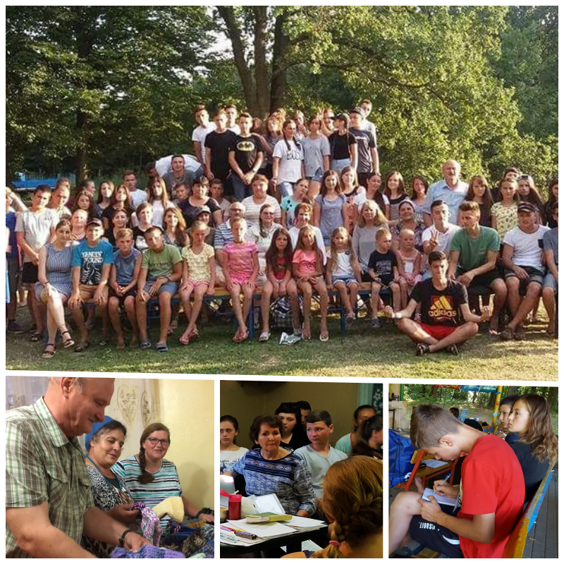 PIEI Camp - July 30-Aug 4 2018