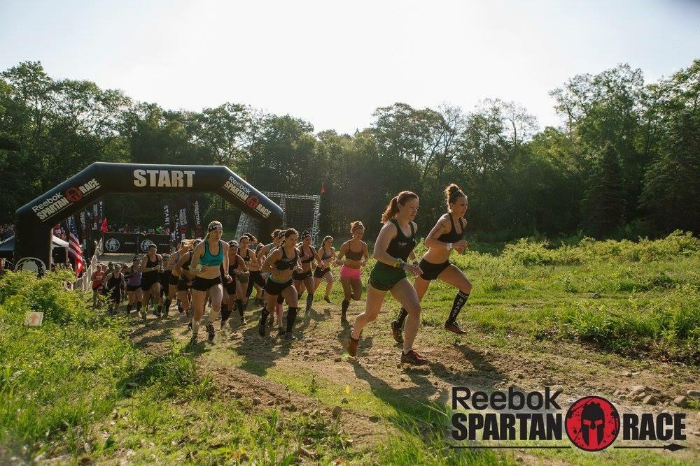 Spartan Sprint Tuxedo