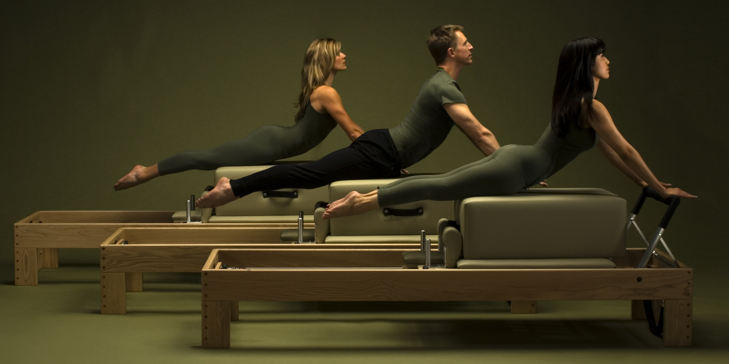 """""""In 10 sessions you will FEEL the difference. In 20 you will SEE the difference and in 30, you will be on your way to a whole NEW BODY.""""-Joseph H. Pilates"""