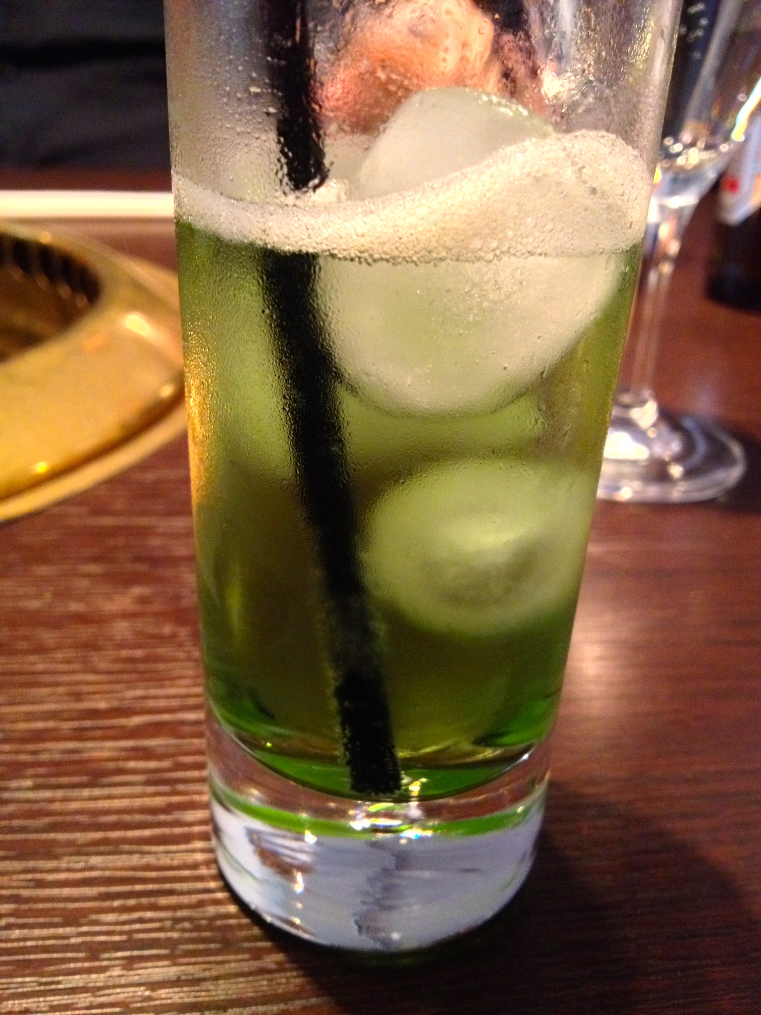 Midori cocktail