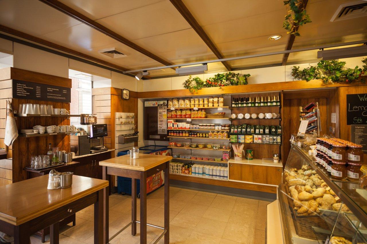 Inside the bakery (courtesy of  Google Plus )