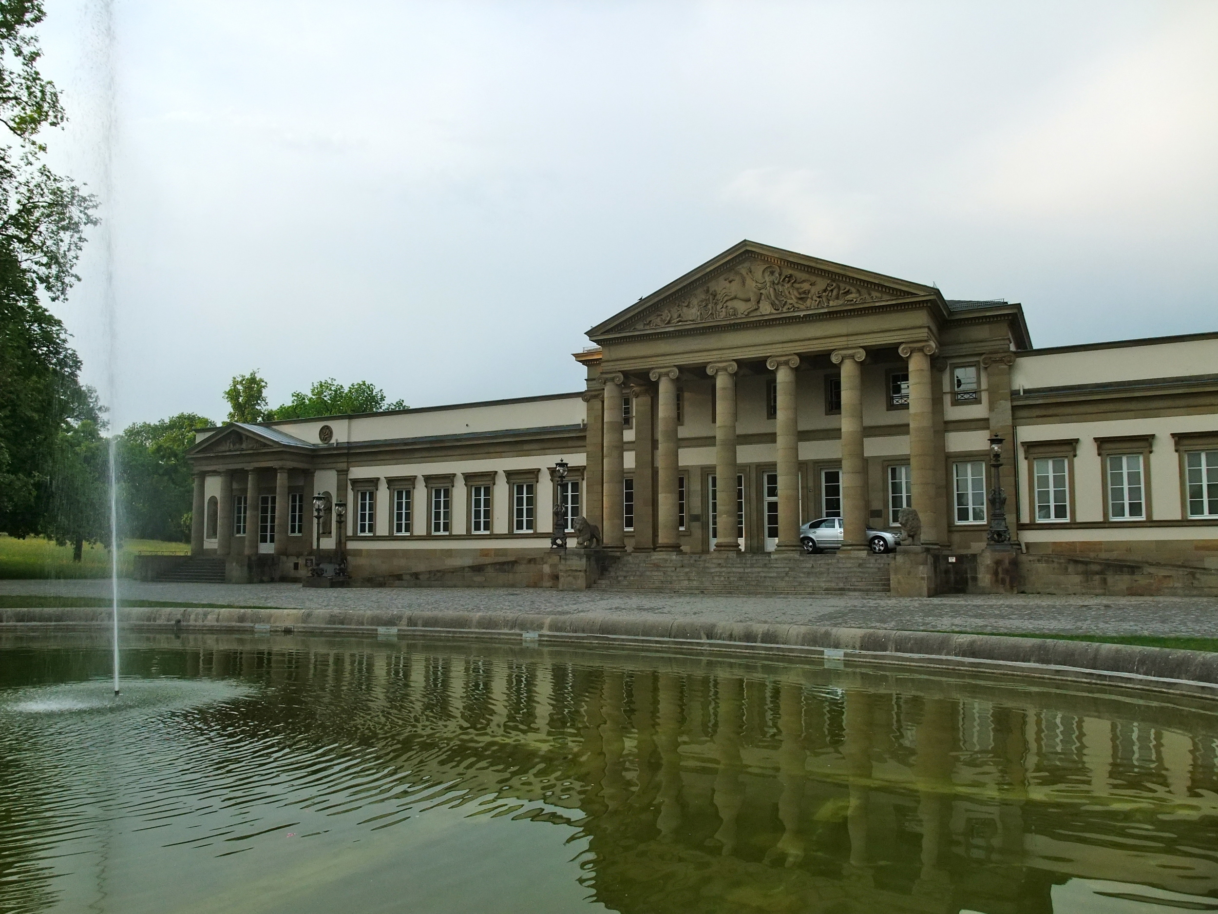 Rosenstein Palace