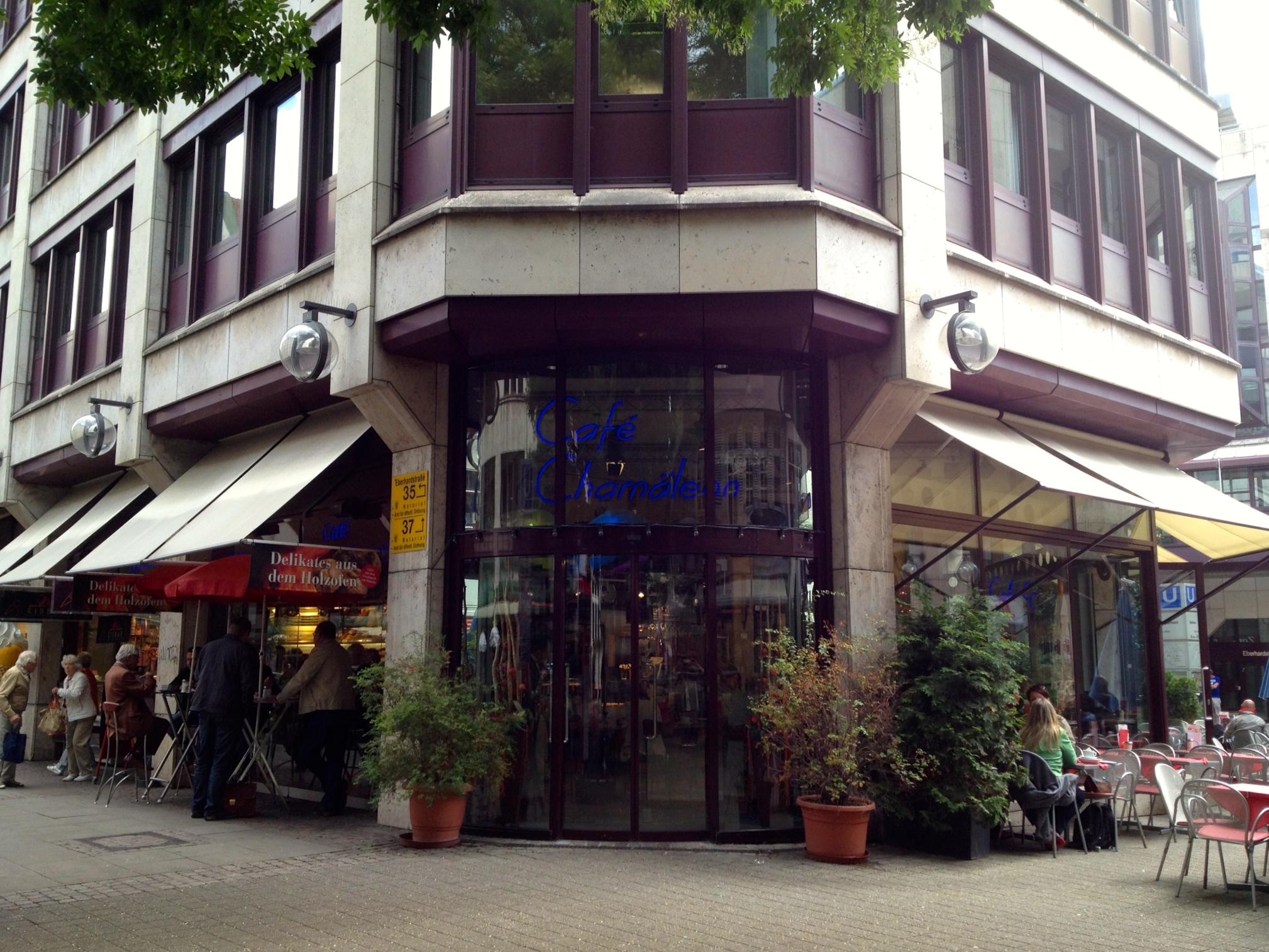 Café Chamäleon