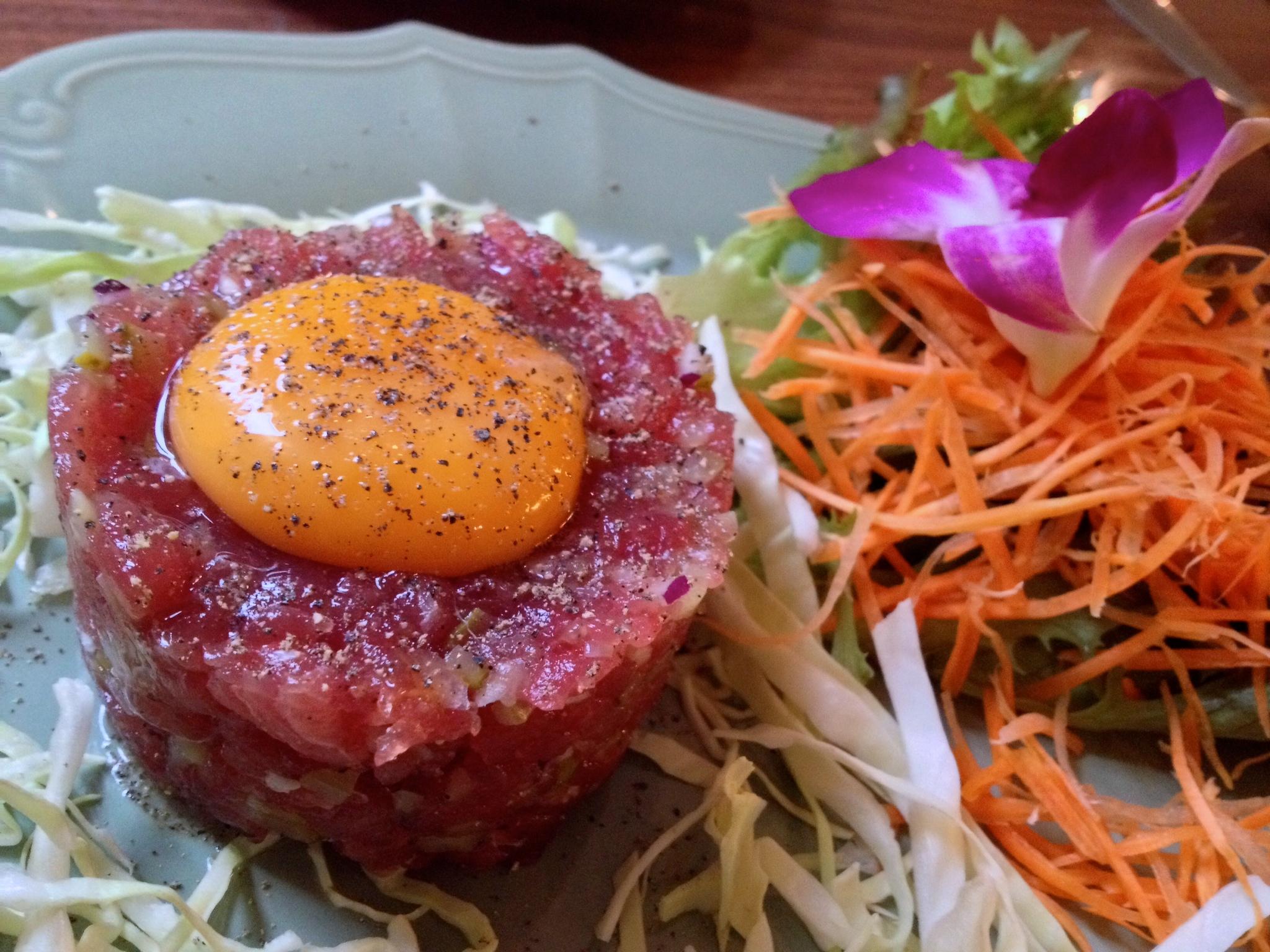 Tuna Tartare  appetizer