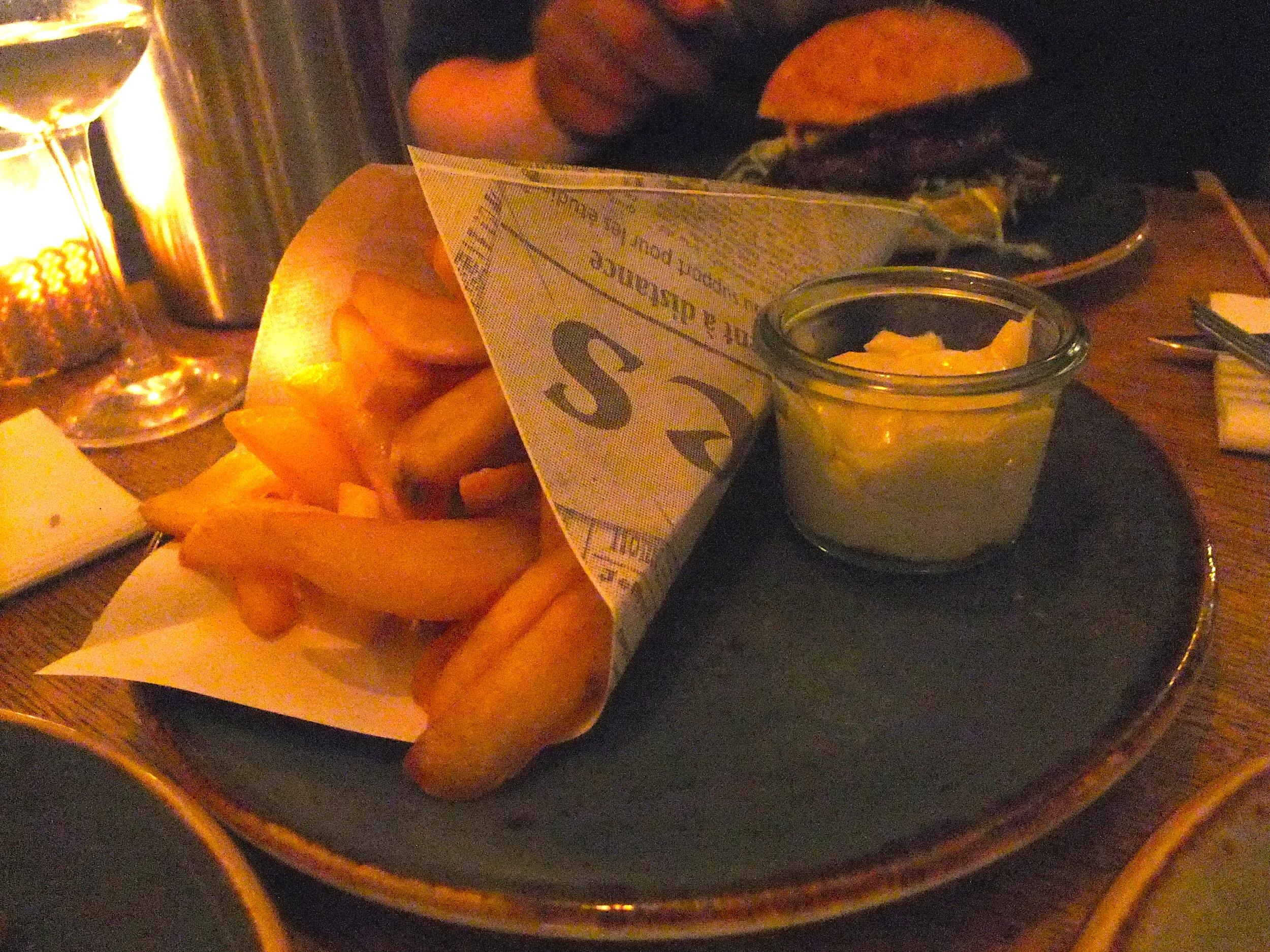 Fries at Iveau