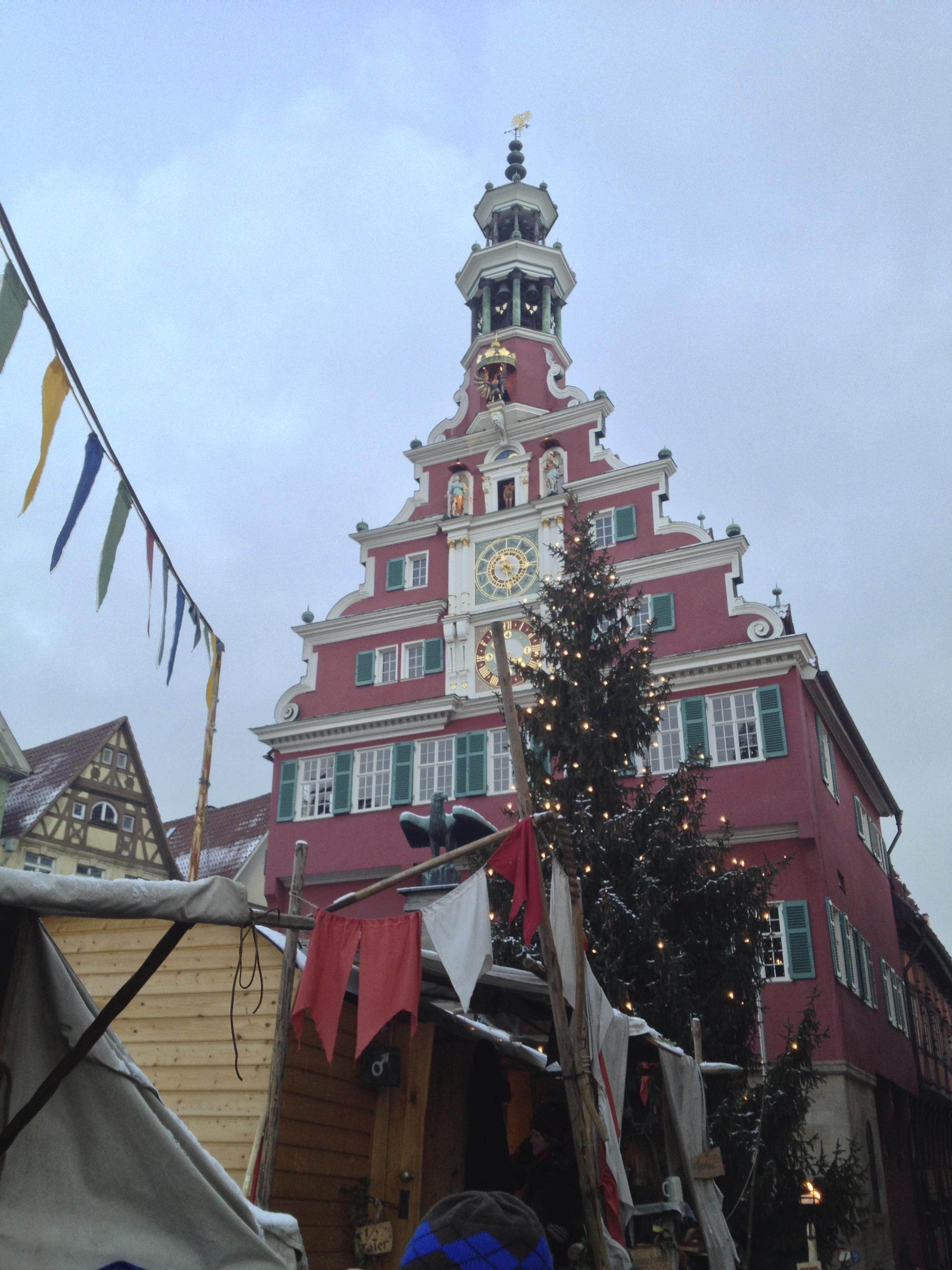 Esslingen Mittelaltermarkt & Weihnachtsmarkt